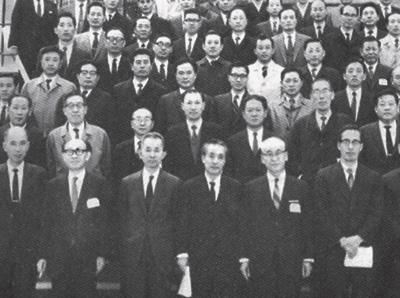서울대 약대(연건동)에서의 제19회 총회