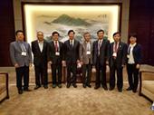 한·중·일 상호협력 심포지엄을 개최하기로 협의 (2016. 11. 8 중국 난징)